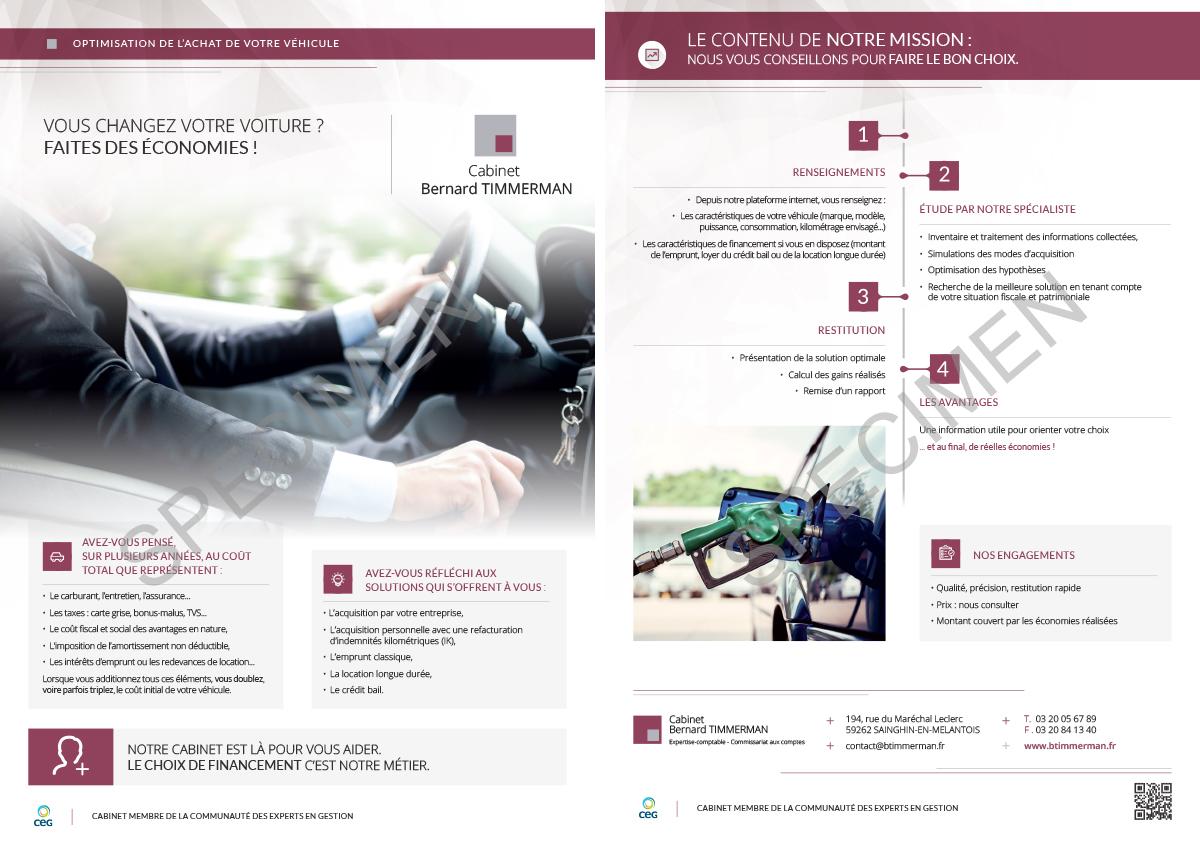 Optimisation d'achat de véhicule